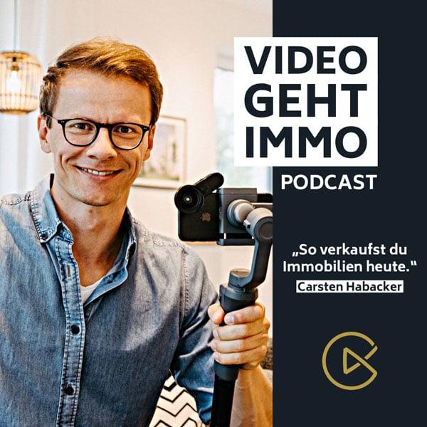 VIDEO GEHT IMMO Podcast auf iTunes und Spotify